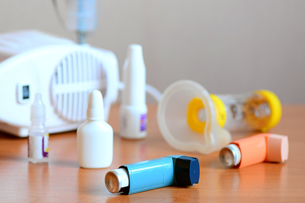 Asthma in older people