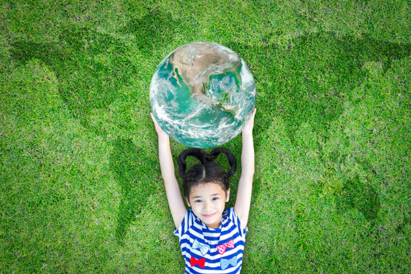 Toys for a sustainable planet