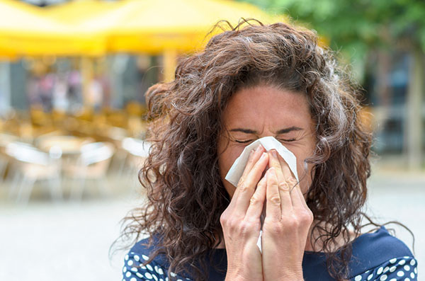 Hay fever in child care: the facts