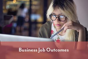 business job outcomes