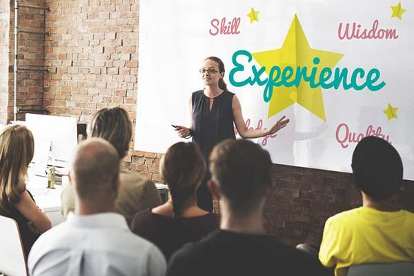 Sharing experience at Selmar