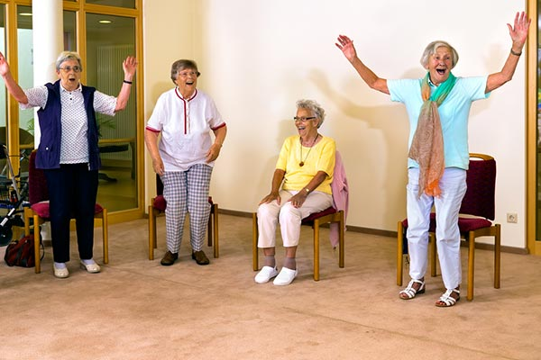 5 Reasons To Work In Aged Care!