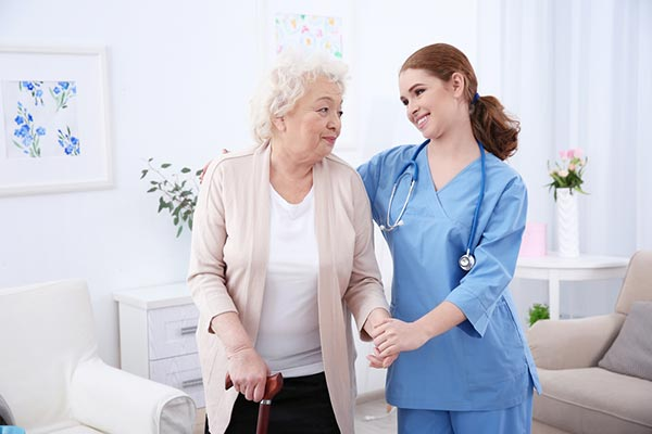 A Day In The Life Of A Home Care Assistant