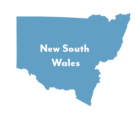 New South Wales fees and funding