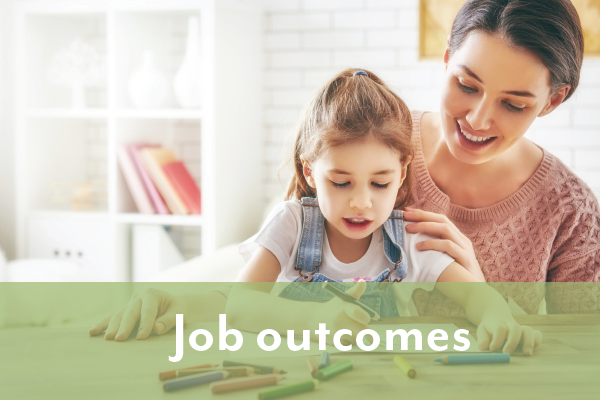 Child Care Job Outcomes