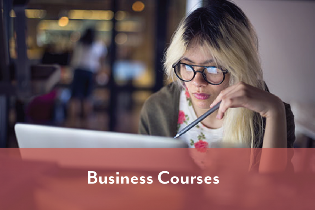 Selmar business courses