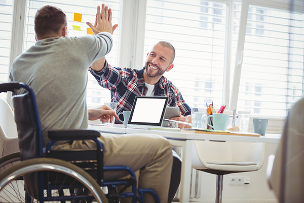 Caring for younger individuals living in aged care facilities
