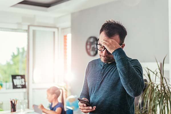 Dealing with depression and anxiety in parents